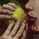 Acrylic painting by Winona Nelson