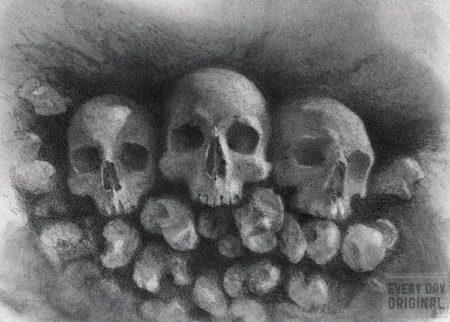 "Travis Lewis ""Catacombs"""