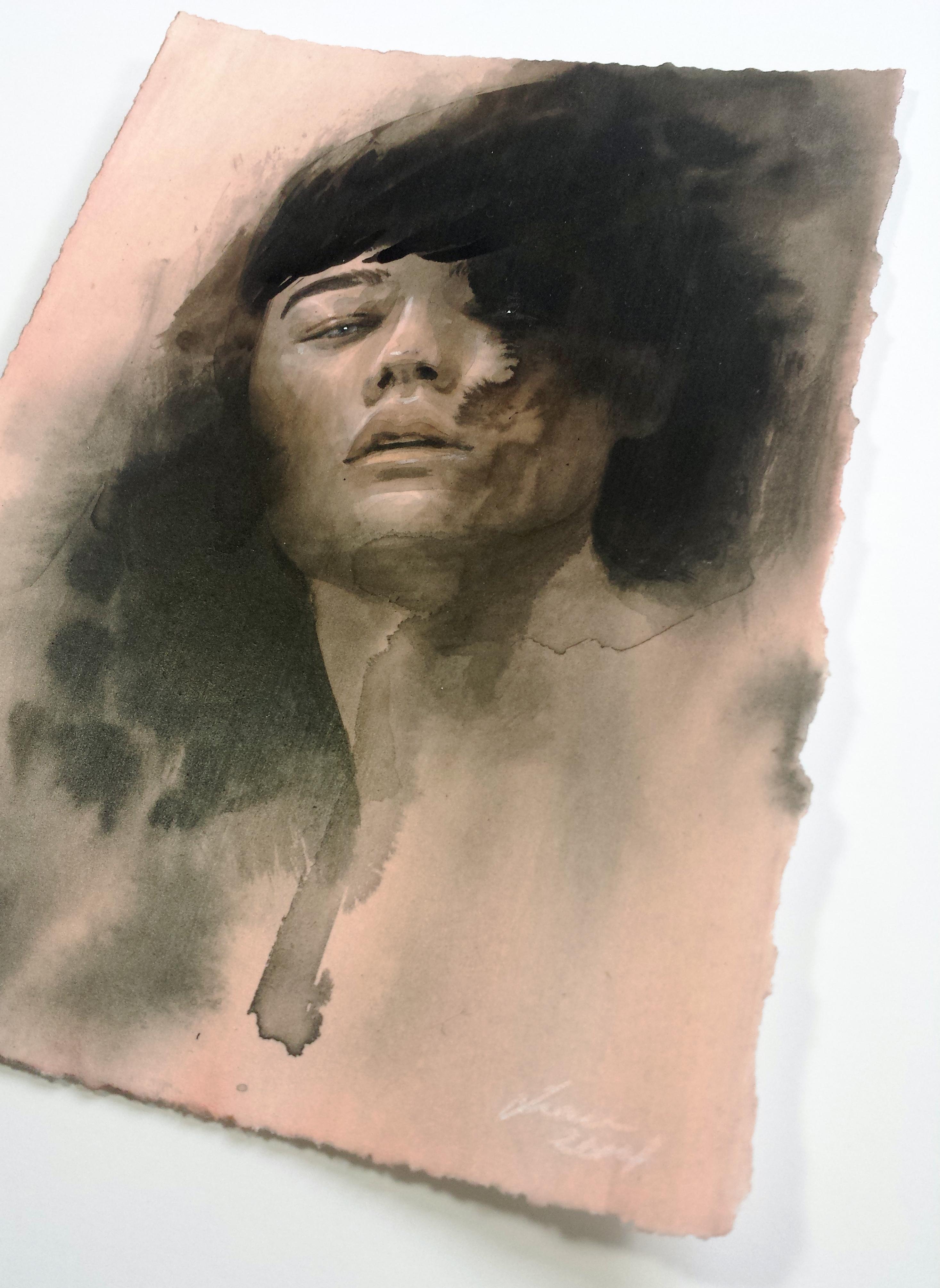 Study #7 by Tran Nguyen