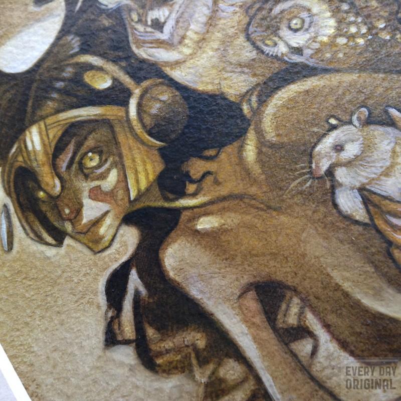 Wylie Beckert - Owl Magick