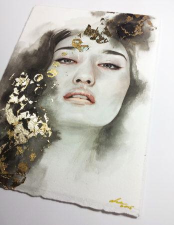Study #30 by Tran Nguyen