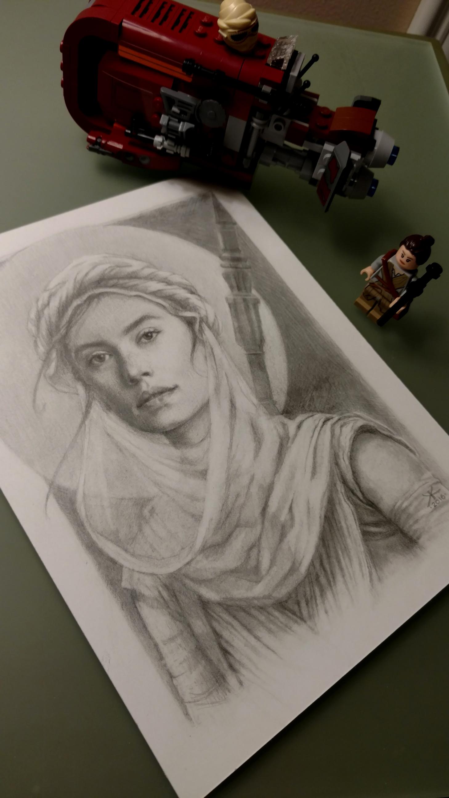 Original art by kim kincaid