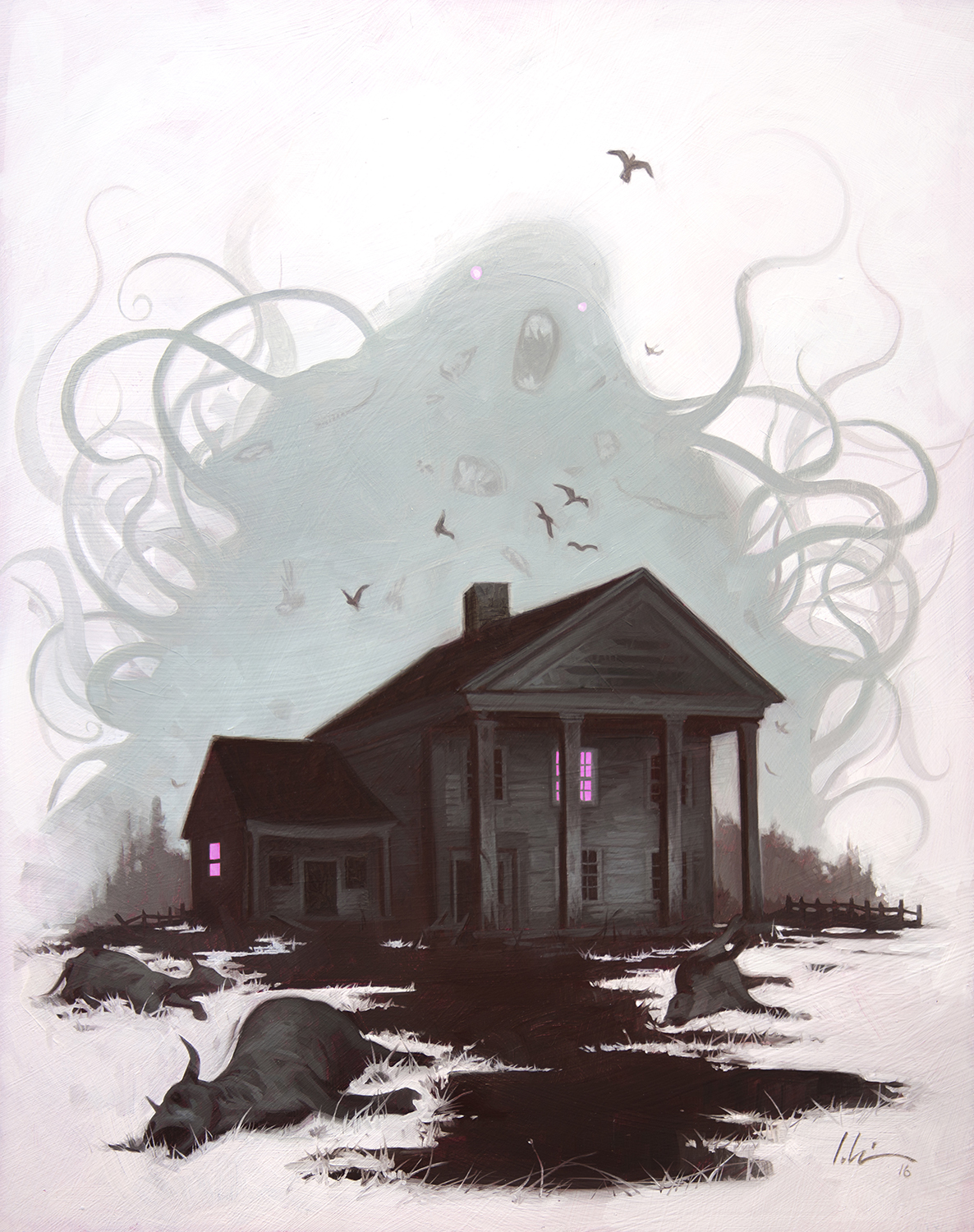 lovecraft, dunwich, hp lovecraft, horror, cthullu