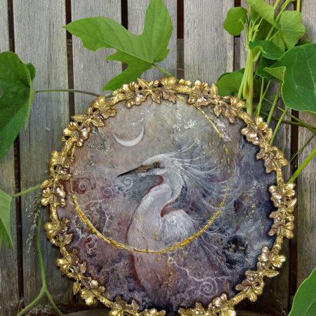 Fancy Feathers by Stephanie Law