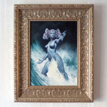 atlantean-queen-framed