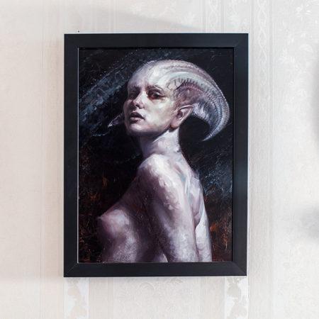 demonborn-framed