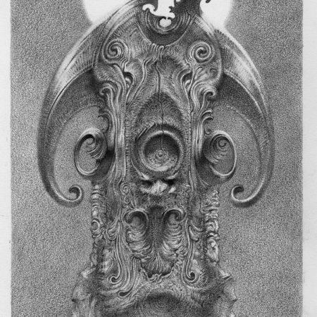 Allen Williams Graphite artwork