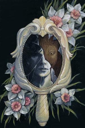 Anna Christenson- Echo and Narcissus