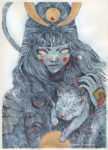 Warrior and Cat