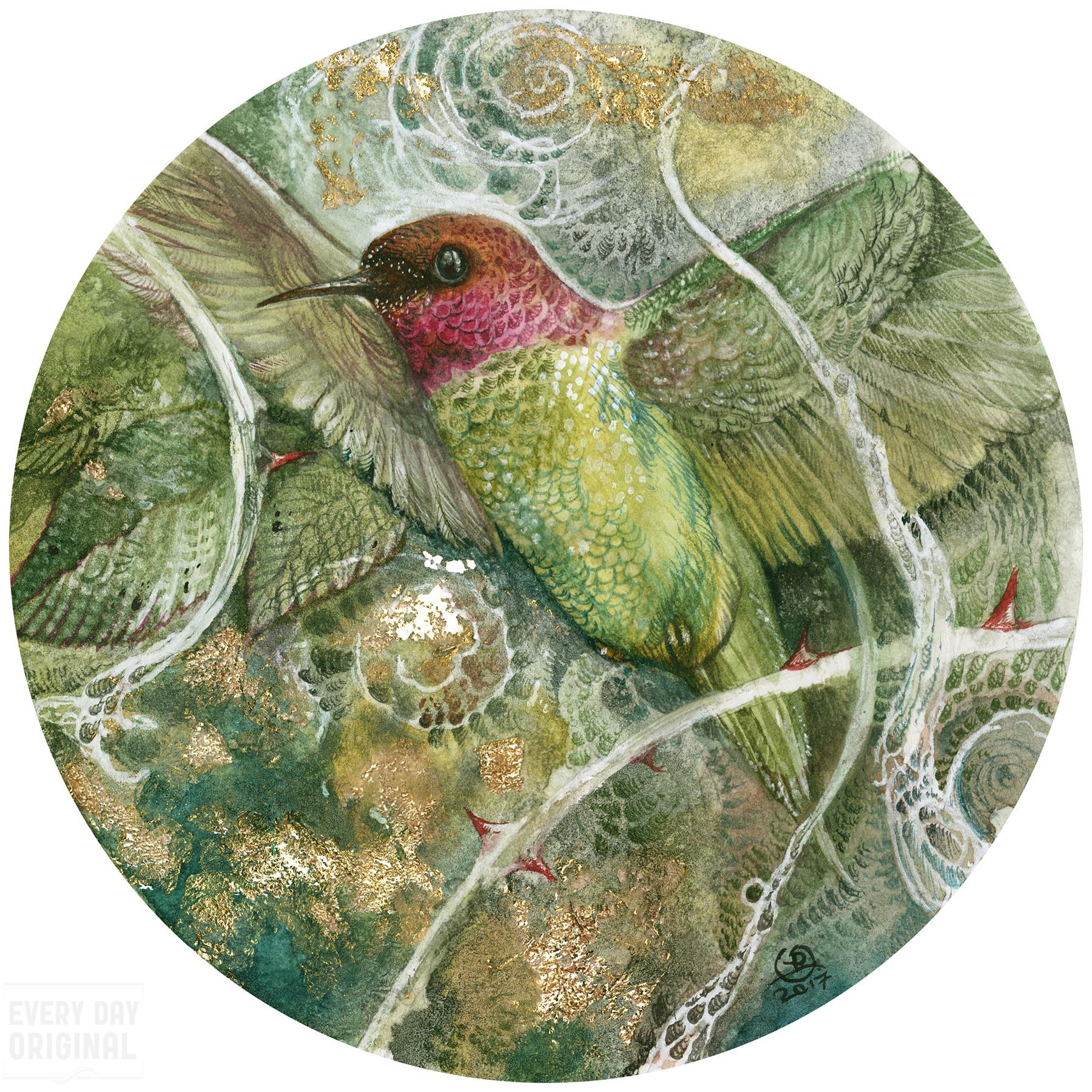 Hummingbird by Stephanie Law