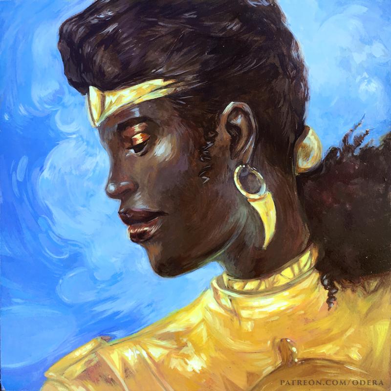 Nubia Comic Art
