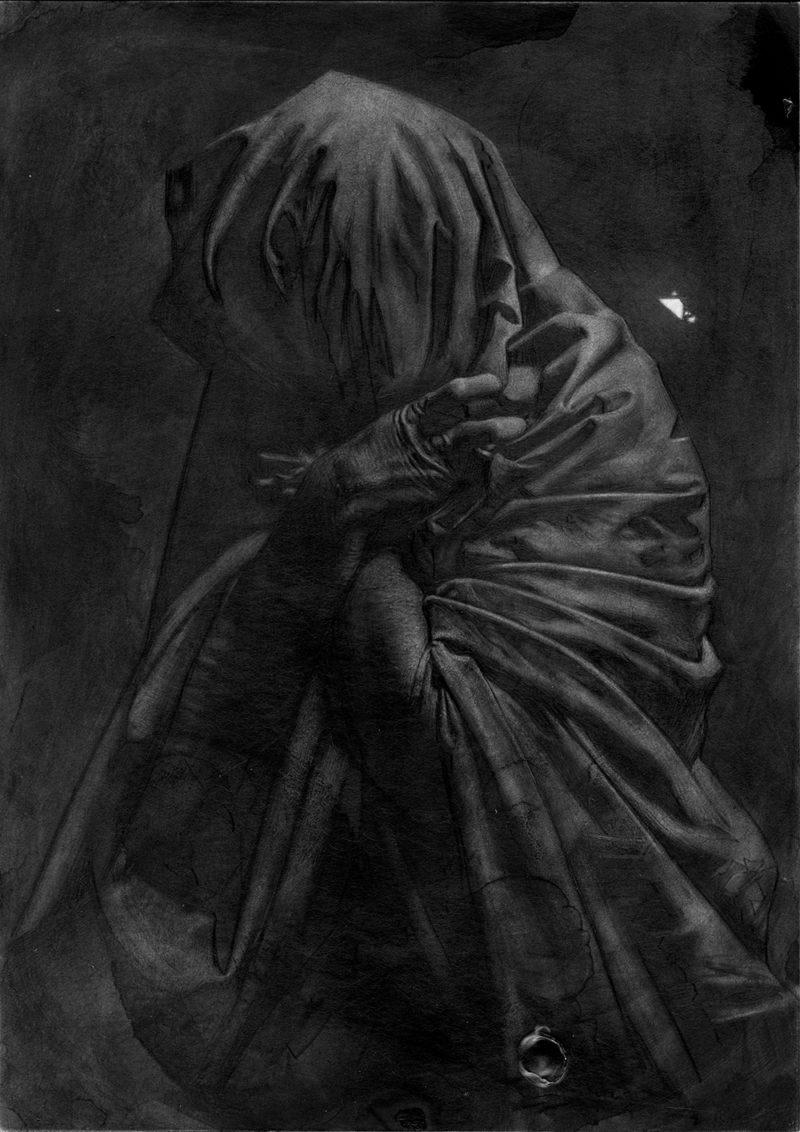 Allen Williams EDO Saint of Hidden Things