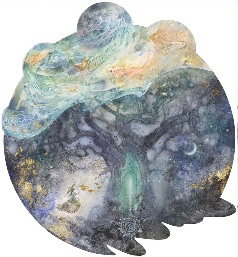 Seeking by Stephanie Law (artwork)