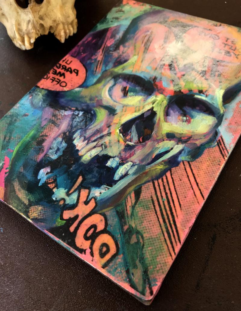 """Dear Lovely Death"" - by Rick Price"