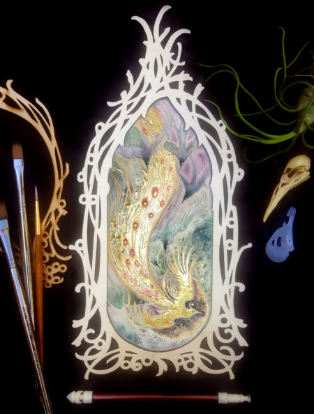 Firebird - By Stephanie Law