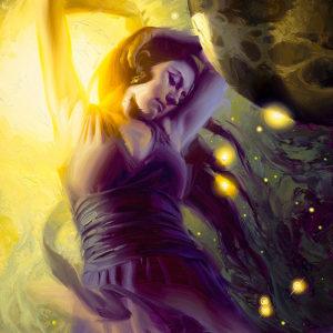 Rob Rey - Magnificent Universe on EDO Auction