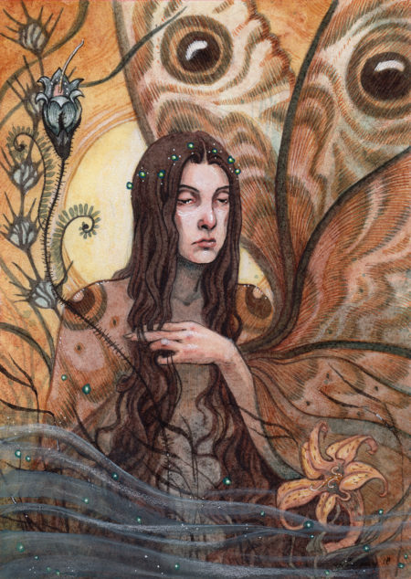 """Sulamith"" - by Sam Guay"