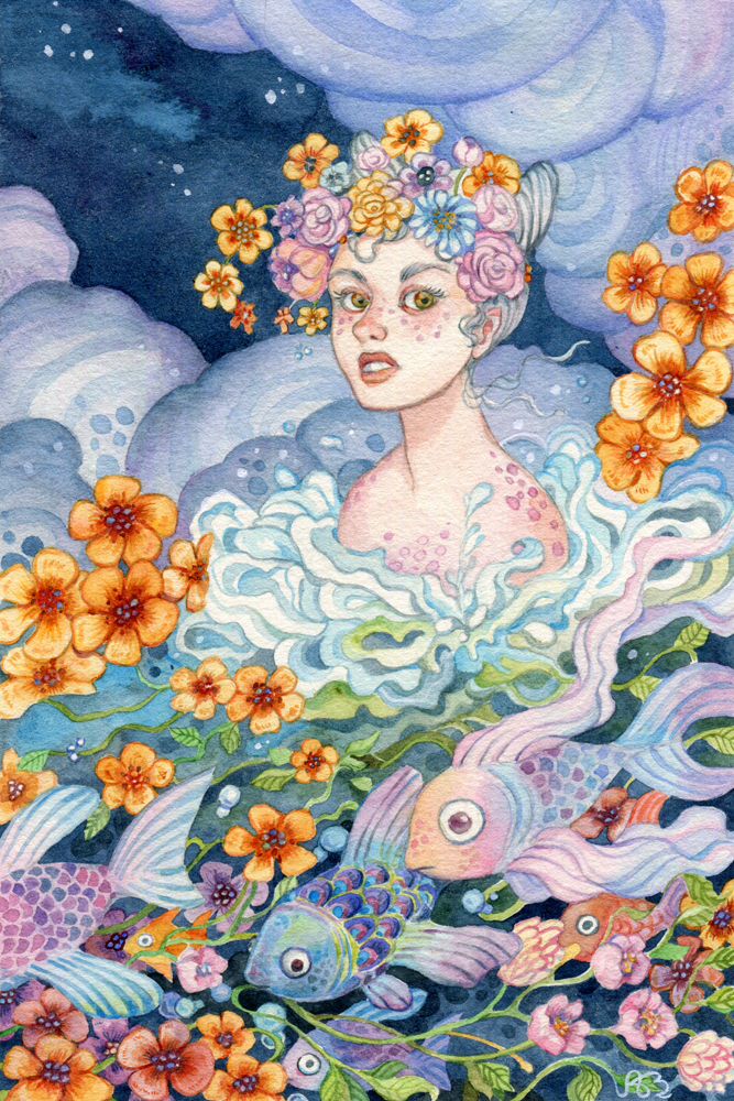 Of Water And Bloom