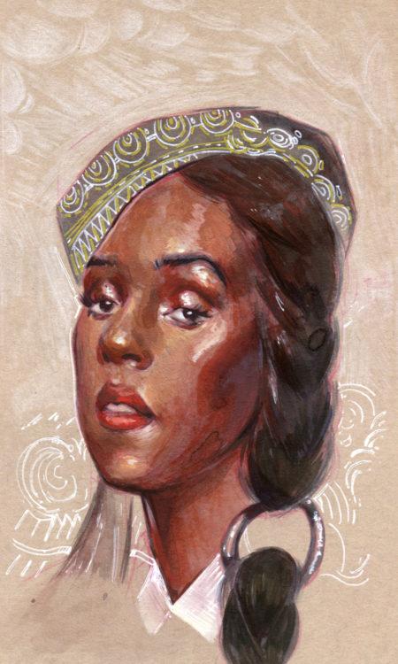 Odera - Janelle Monae Django Jane