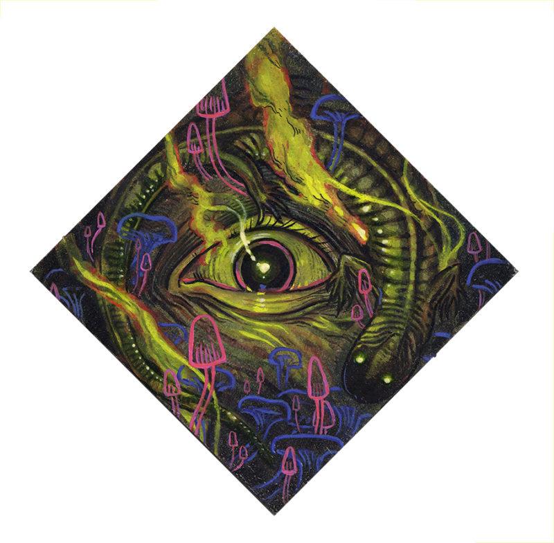 """Ablaze"" - by Sam Guay"