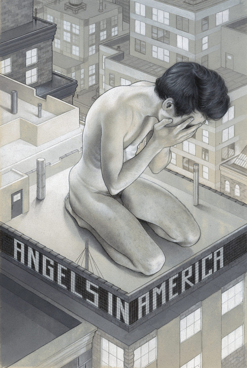 """Angels In America"" by Charles Chaisson"