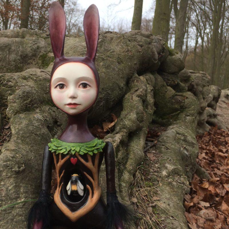 'Arisanna' Art Doll