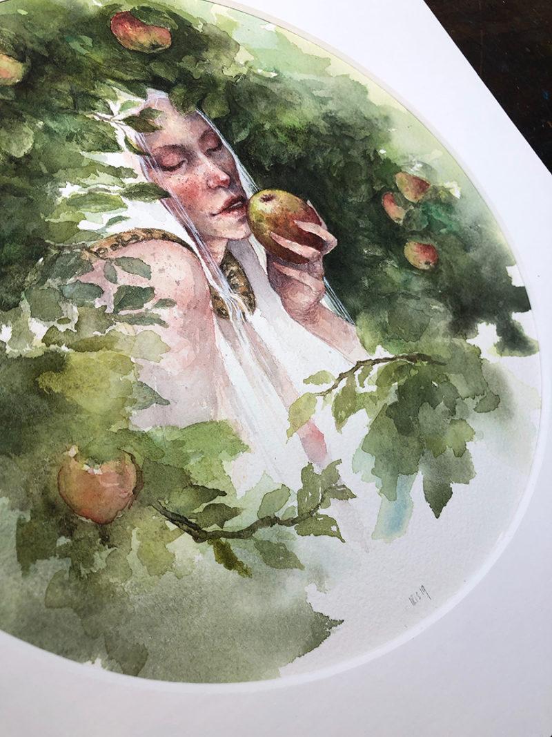 """Paradise"" - by Iris Compiet"