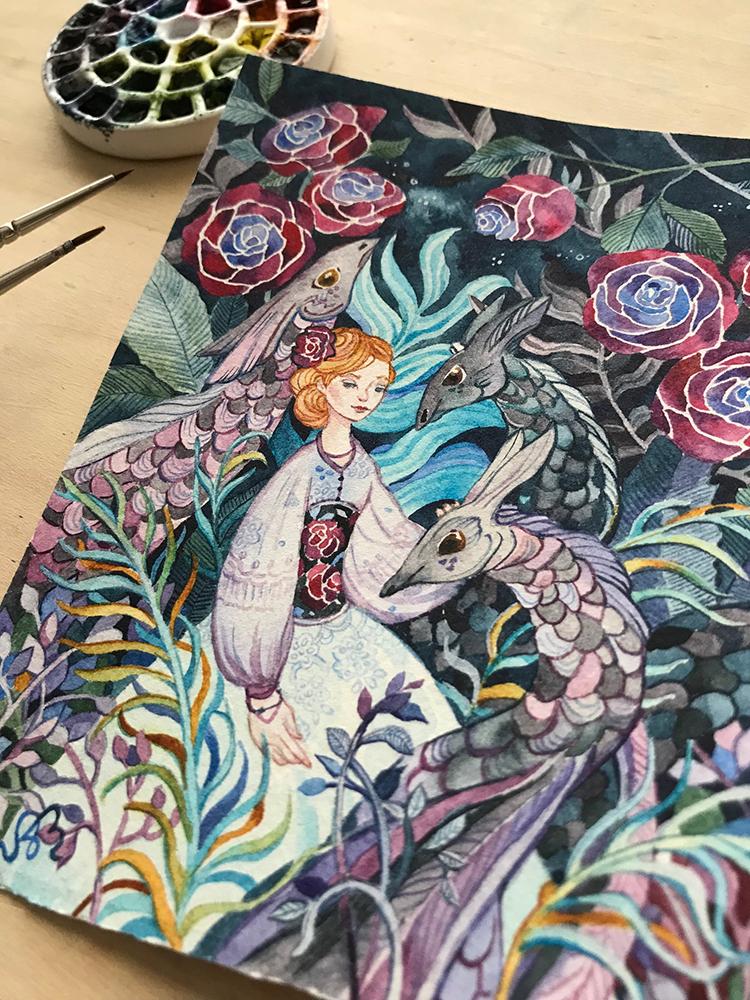 FairyTale- by Ania Mohrbacher