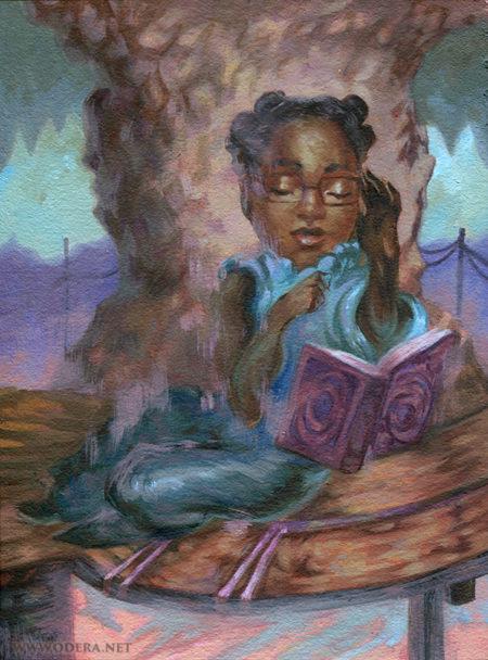 Odera Igbokwe - Smog Sister Spirit