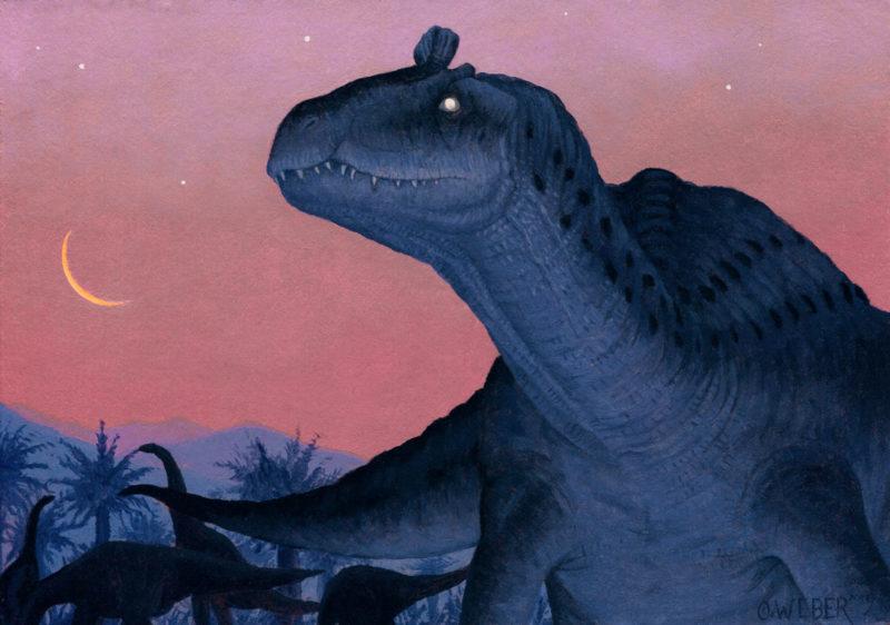 cryolophosaurus full