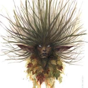 Iris Compiet Faeries of the Fault Lines EDO Auctions