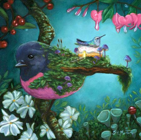 """Daybreak"" - by Corina St Martin"