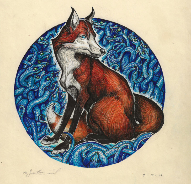 Fox Among Serpents