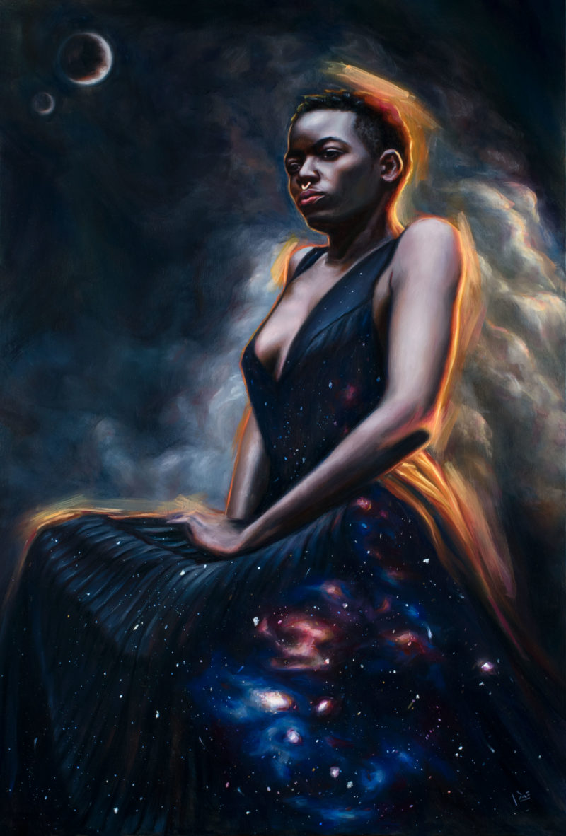"""Of Stars"" - Tiffany Dae"